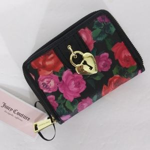 NWT JUISY COUTURE CHARM SCHOOL WALLET CARD HOLDER